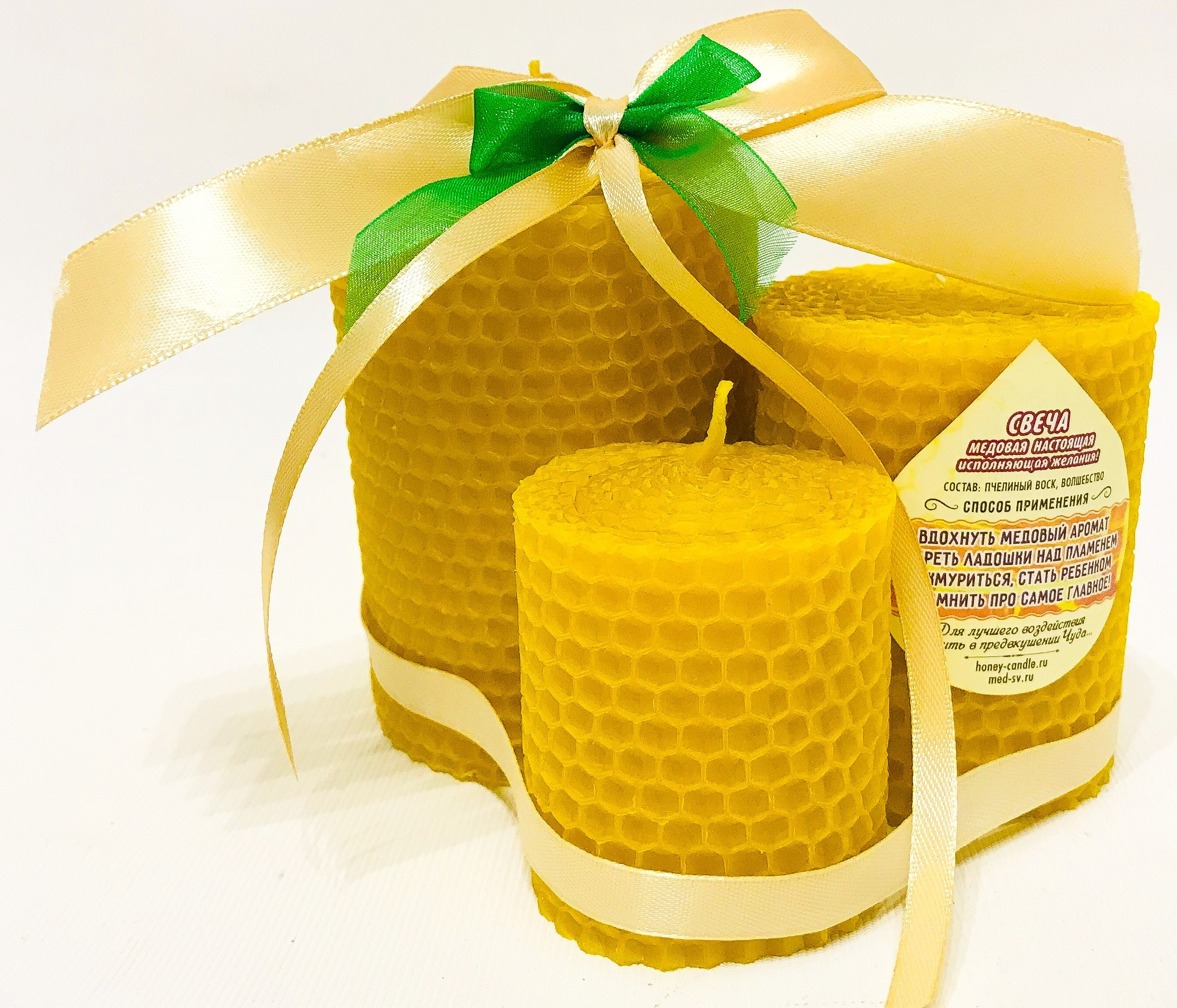 Массажная свеча своими руками из пчелиного воска 24